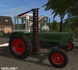 Update Fendt Farmer 100 - GB, MR, DH, HB v 2.0, 4 photo